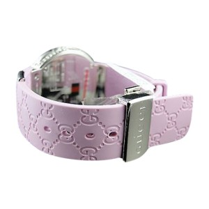 Gucci Diamond Watch 4.0 Ct Ya114404 Pink Womens Watch