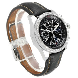 Breitling Bentley Motors GT Special Edition Mens Watch A13362 Box