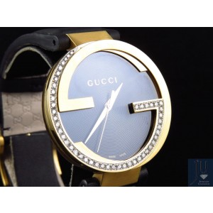 Gucci Latin Grammy Ya133208 Xl Interlocking Diamond 42 mm Watch