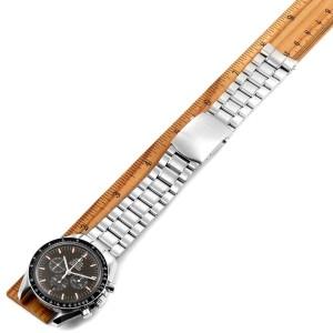 Omega Speedmaster Professional Racing Steel Mens Watch 3552.59.00 Card