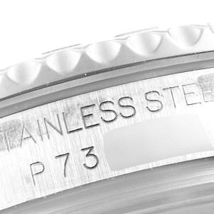 Rolex Yachtmaster 35mm Midsize Steel Platinum Mens Watch 168622