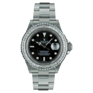 Rolex Submariner 16610 T 40mm Mens Watch