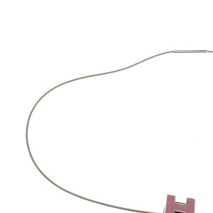 Hermes H Cube Necklace