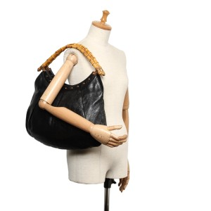 Bamboo Leather Tote Bag