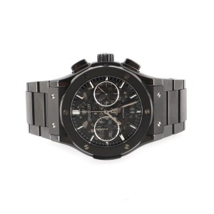 Hublot Classic Fusion Aerofusion Chronograph Automatic Watch Ceramic 45