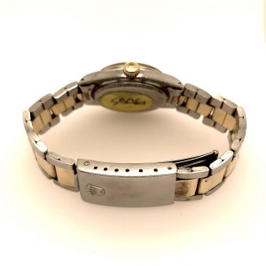 ROLEX Oyster Perpetual 31mm 14K Yellow Gold & Steel Watch