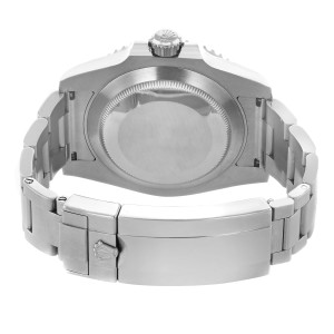 Rolex Black Dial Submariner 114060 Watch