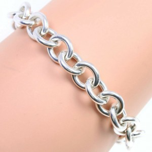 TIFFANY&Co Silver925 Return to TIFFANY & Co. bracelet NST-137