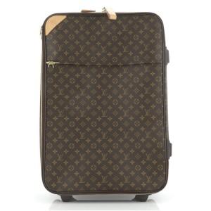 Louis Vuitton Pegase Luggage Monogram Canvas 65