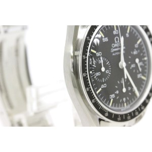 Omega Speedmaster Automatic Stainless Steel 39mm Mens Watch