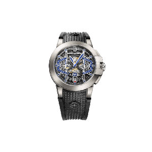 Harry Winston OCEACH44ZZ004 44mm Mens Watch
