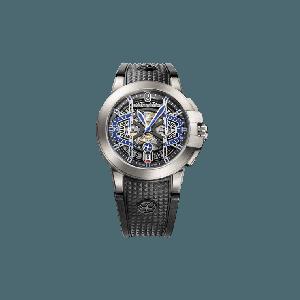 Harry Winston OCEACH44ZZ004 44mm Mens Watch