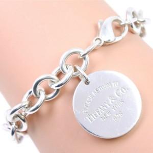 TIFFANY&Co Silver925 Return to TIFFANY & Co. bracelet