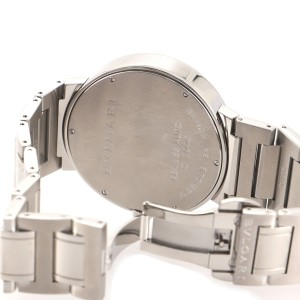 Bvlgari Diagono Professional Automatic Watch Stainless Steel 42