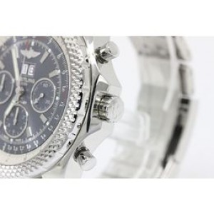 Breitling Bentley 6.75 Stainless Steel Automatic Mens Watch