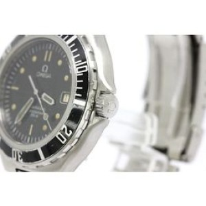 Omega Seamaster Stainless Steel 36mm Watch