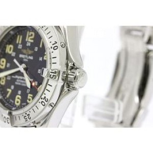 Breitling Superocean Steel Automatic Mens Watch