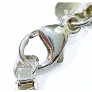 Tiffany & Co. Sterling Silver Venetian Link Bracelet
