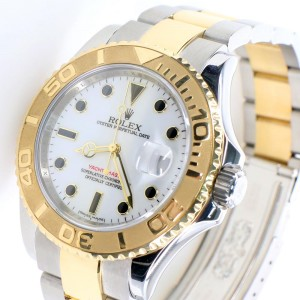 Rolex Yacht-Master 40mm 2-Tone Yellow Gold/Steel Watch