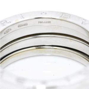 BVLGARI 18K white gold B-ZERO 1 Ring