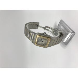 Cartier Santos 1567 / W20012C4 24mm Mens Watch