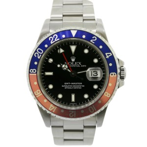 Rolex GMT-Master 16700 40mm Mens Watch