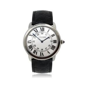 Cartier Rondo Solo de Cartier 3603 36mm Womens Watch
