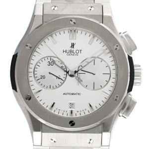 Hublot Classic Fusion Chronograph Titanium 45mm Mens Watch  12a7c2a141