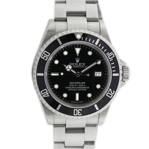 Rolex Sea-Dweller 16600 40mm Mens Watch