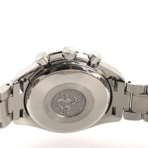Omega Speedmaster Day-Date Chronograph Automatic Watch Stainless Steel 39