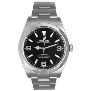 Rolex Explorer 214270 Stainless Steel 39mm Mens Watch