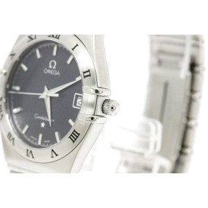 Omega Constellation Stainless Steel 33mm Mens Watch