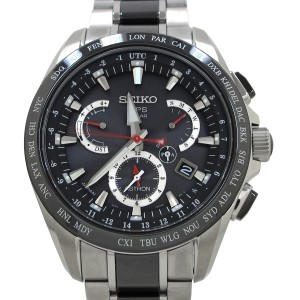 Seiko Astron Titanium Mens 45mm Watch