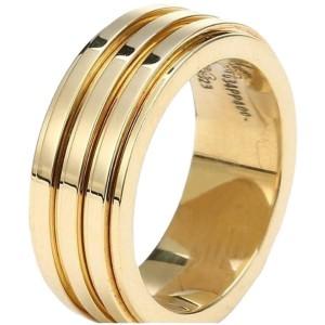 Piaget 18K Yellow Gold Ring Size 7.75