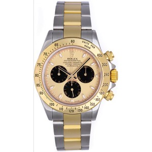 Rolex Cosmograph Daytona 116523 Stainless Steel/18K Yellow Gold Automatic 40mm Men's Watch