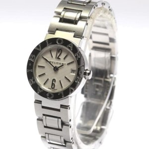 Bulgari BB23SS Stainless Steel Quartz Womens 23mm Watch