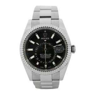 Rolex Sky-Dweller 326934 42mm Mens Watch