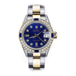 Rolex Datejust 179173 26mm Womens Watch
