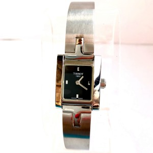 Authentic MAURICE LACROIX Quartz Steel Ladies Watch