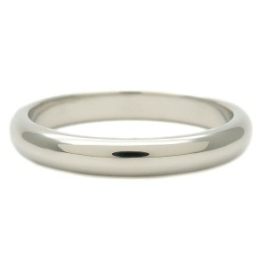 Tiffany & Co. Platinum Classic Band Ring