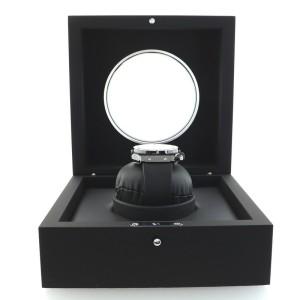 Hublot Classic Fusion Aerofusion Black Magic Chronograph Automatic Watch Ceramic and Rubber 45