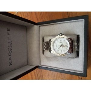 Breitling Galactic 41 A49350L2-A702SS Stainless Steel 41mm Mens Watch