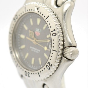 TAG Heuer Sel Stainless Steel Date Quartz 28.5mm Watch