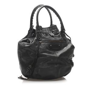 Motocross Classic Pompon Bucket Bag