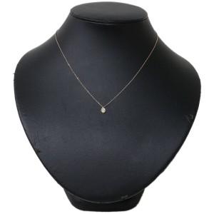 Star Jewelry 10K Rose Gold /0.06ct Diamonds Pendant Necklace