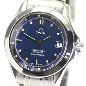 Omega Seamaster Chronometer 120 M Stainless Steel Automatic 36mm Mens Watch