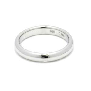 HARRY WINSTON Platinum Round Ring