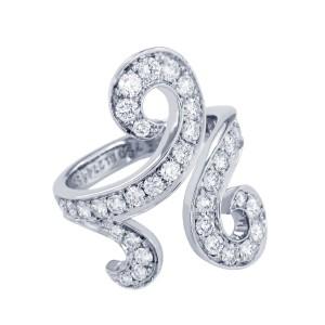 Van&Cleef Oiseaux De Paradis 18k White Gold  Ring