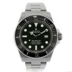 Rolex Sea-Dweller 4000 116600 40mm Mens Watch