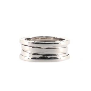 Bvlgari B.Zero1 Three Band Ring 18K White Gold